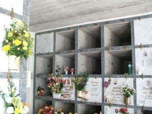 Furti nei cimiteri