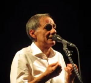 Roberto Vecchioni dolore